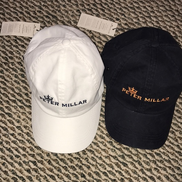 Peter Millar Hats! Never worn! 1cc6d1557b2b